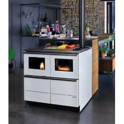 Calefactoras bolume pellet - Cocina de pellets ...